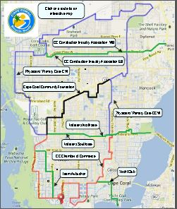 Cape Coral Bicycling Information For Visitors