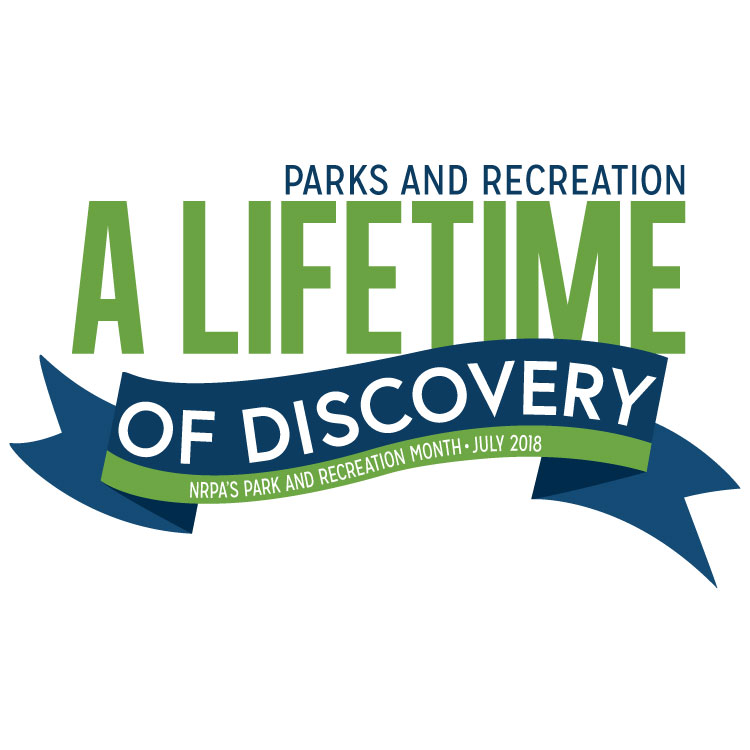 national park and rec month logo 2018