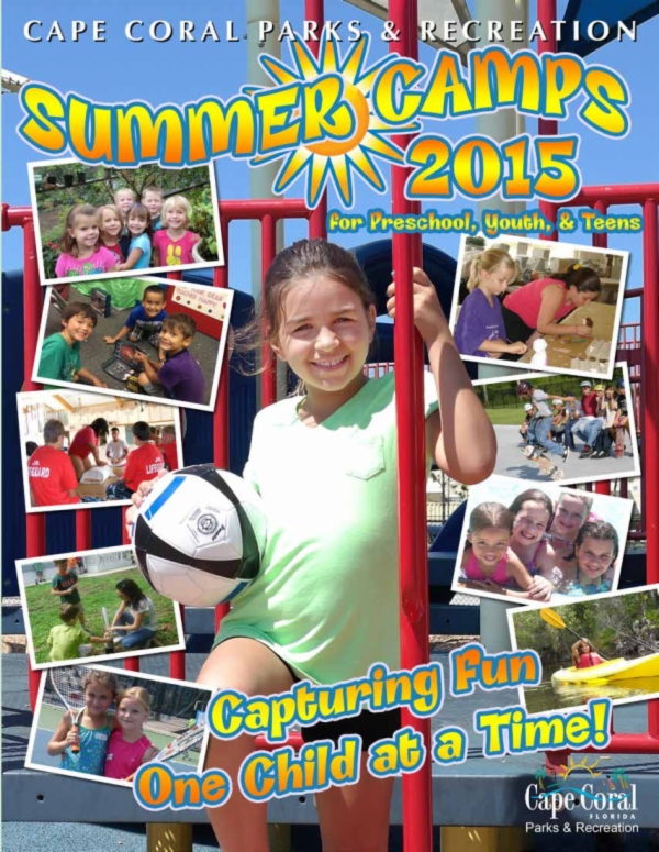 Summer Camp Guide   Cover Pic