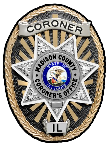 Coroner Badge-Sherrie