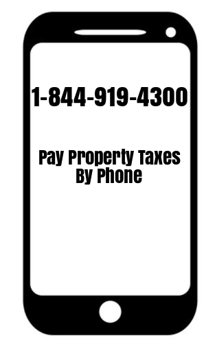 Pay Taxes by Phone w Text 1